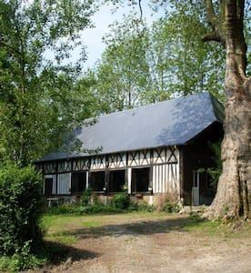 Cottage 2 in the Heart of Normandy - Hus
