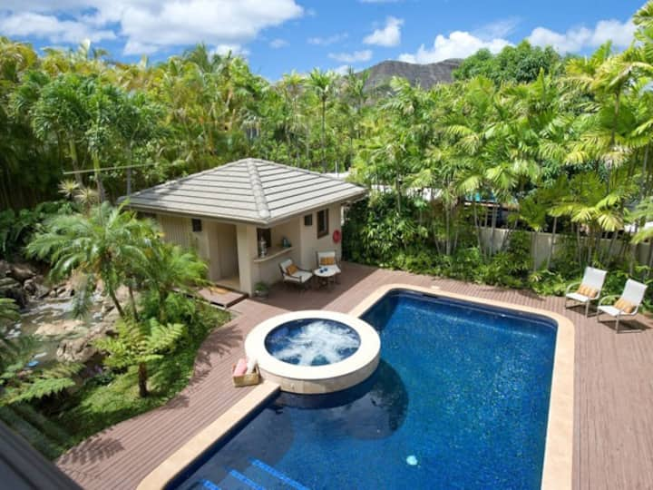 Gorgeous Diamond Head Estate