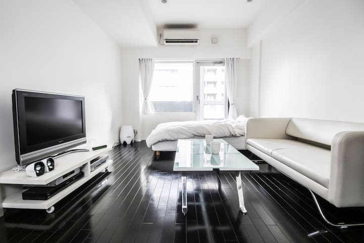 Ikebukuro Luxury studio Mobile WiFi - Toshima - Apartmen