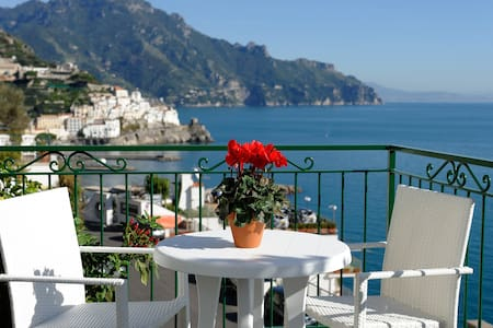 Sea view apartment - Amalfi - Apartment
