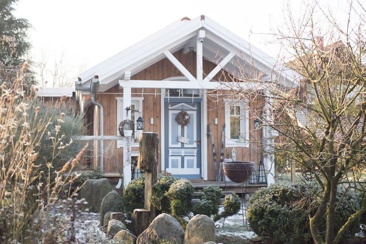 Ferienhaus mit Flair in der Lüneburger Heide
