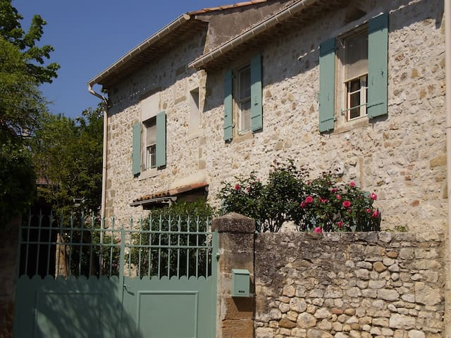 South of France, sunny wine region! - Garrigues-Sainte-Eulalie