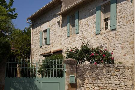 South of France, sunny wine region! - Garrigues-Sainte-Eulalie - Talo