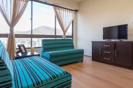 Comodo Departamento en la Recoleta - Cochabamba