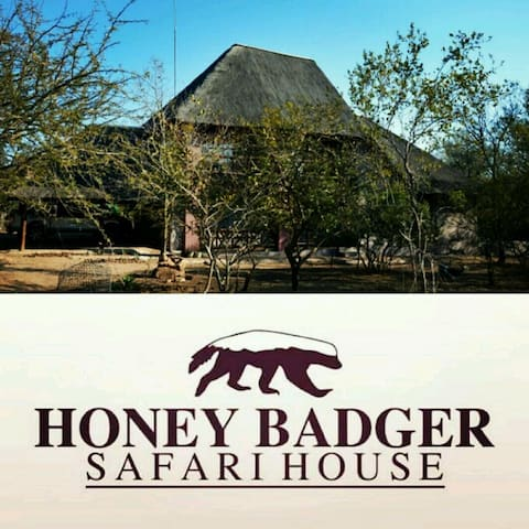 Honey Badger Safari House - Marloth Park - Hus