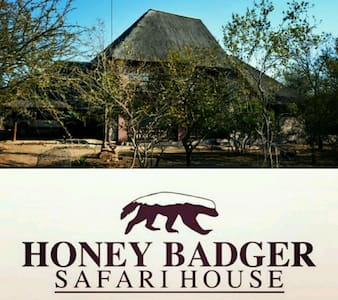 Honey Badger Safari House - Marloth Park