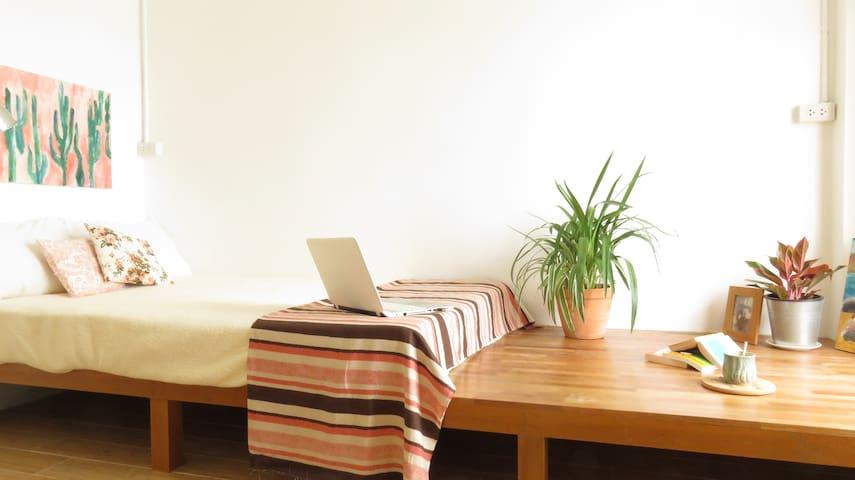 Sunny & Cozy Micro Studio - 4C
