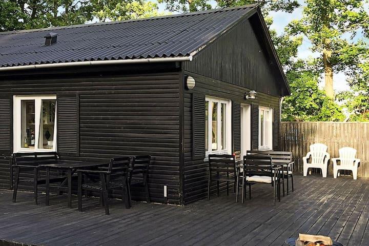 Casa de vacaciones rústica en Læsø cerca del mar