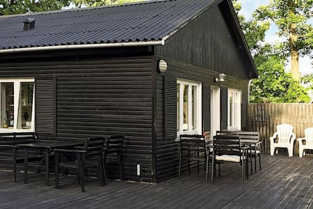 Rustic Holiday Home in Læsø Near the Sea