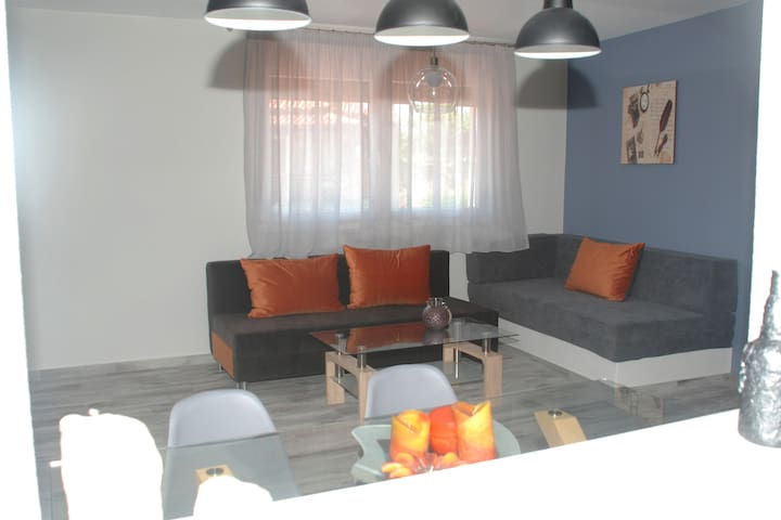 Private Modern Apartment in Nea Roda Chalkidikis