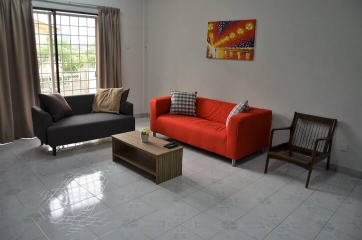 HomeStay @ Sec 17, PJ - Petaling Jaya - Wohnung