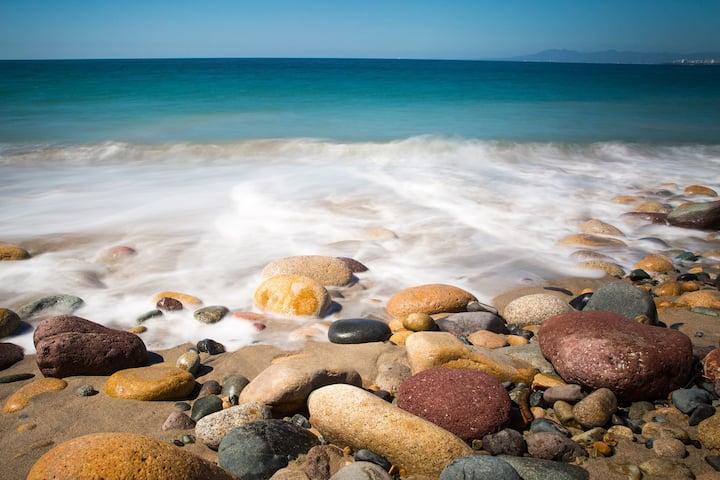 Seascape of Rosita Beach