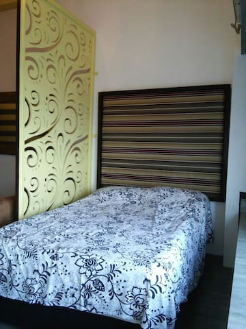 Studio Unit for Rent in Entrata - Muntinlupa - Apartamento