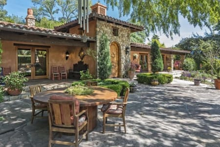 Magnificent Hacienda Offers Serenity & Bliss