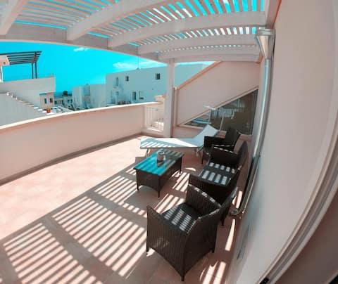 Appartamento con terrazzo a Santa Maria di Leuca