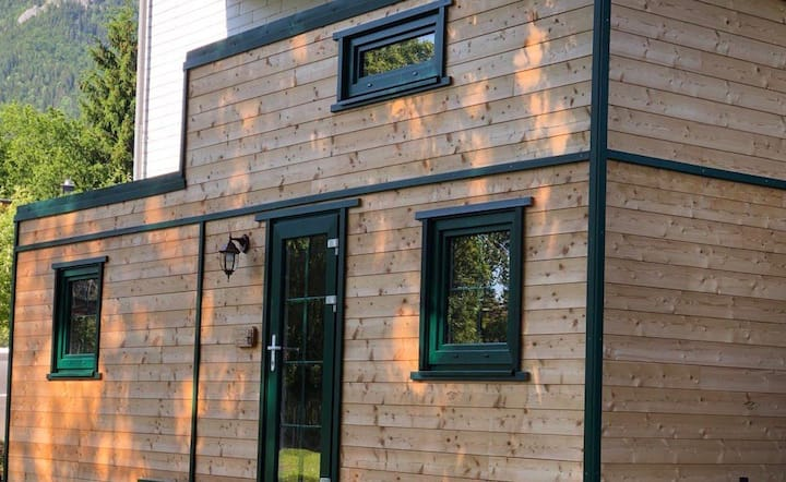 Tinyhouse im Seehaus Familie Leifer Areal