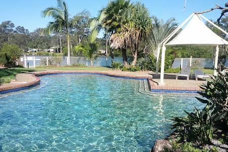 Currumbin Creek Unit - Currumbin Waters - Apartment