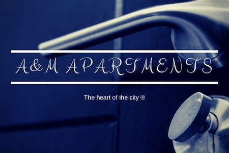 APARTMENTS A & M - The heart of the city®