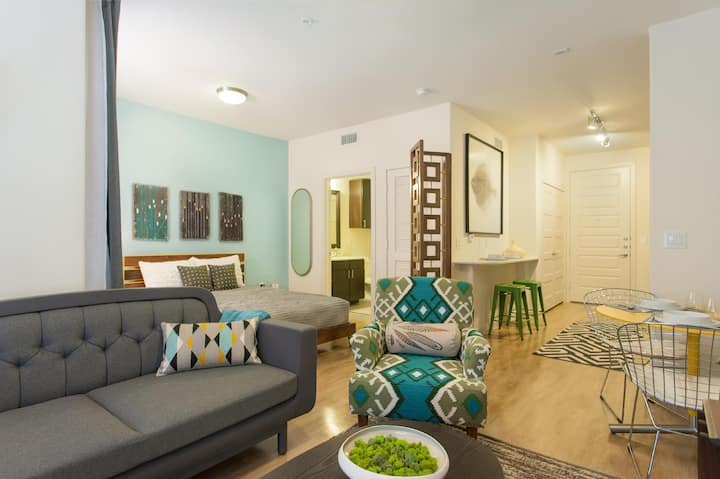 Apartment living at its finest   1BR in Austin
