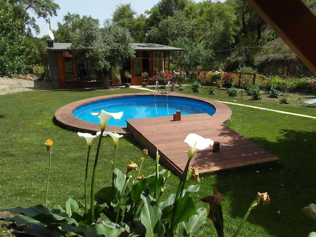 Casa Madeira Verde