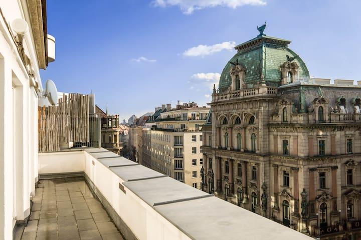 Central Apartment at Graben - Vienna - Pis