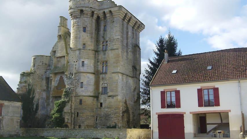 Maison 5 personnes 45 mns Disney et 53 mns Paris - Crouy-sur-Ourcq - Дом
