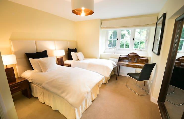 Third Twin/Double Bedroom