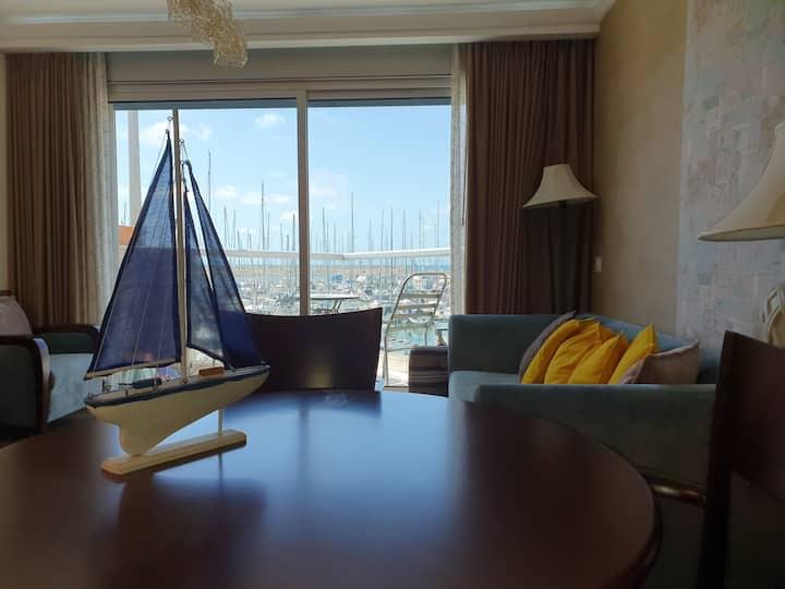 Marina Sea-View Deluxe