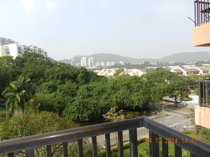 2 Bedroom flat, Close to Plaza!!