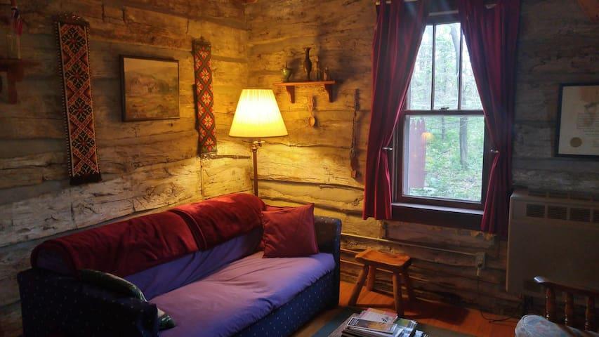 Restored 1850's Cabin