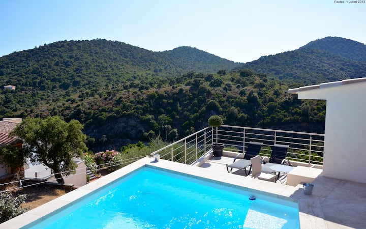 Beautiful house in Corsica