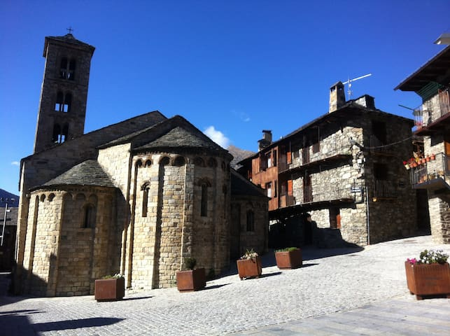 Casa Rural Ca la Roia - Taüll - House