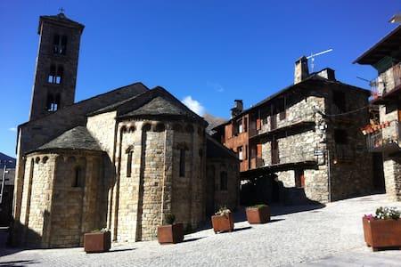 Casa Rural Ca la Roia - Taüll - Hus
