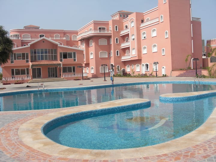 Bouznika/100mcarré/piscine/plage