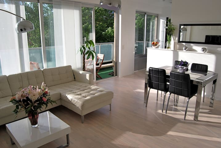MODERN APARTEMENT-BRUSSELS-UCCLE