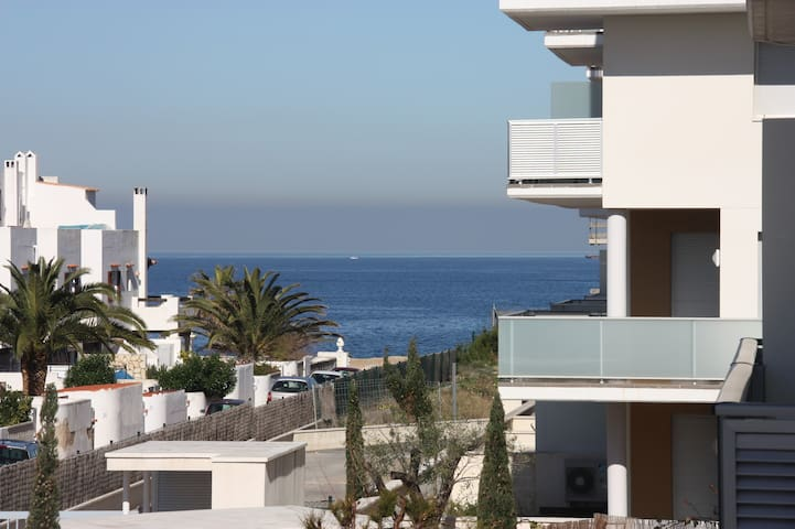 Big terrace in front of the beach - Sant Josep de sa Talaia