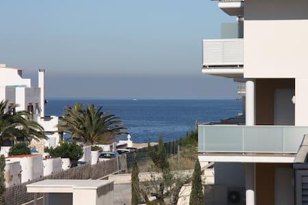 Big terrace in front of the beach - Sant Josep de sa Talaia - Apartamento