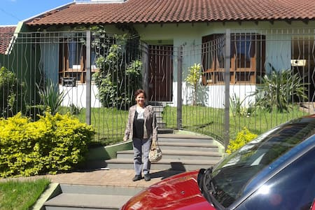 "Iguassu ""Rosa´S House"". Dulce estar - Casa"