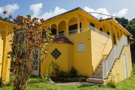 #1 LUQUILLO GUESTHOUSE B - Luquillo - House