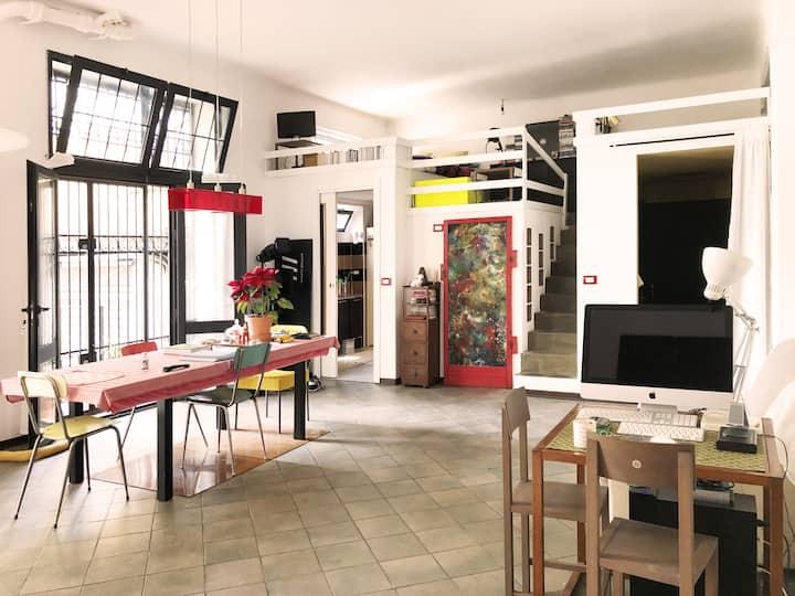 Posto letto in Loft a Milano Sud