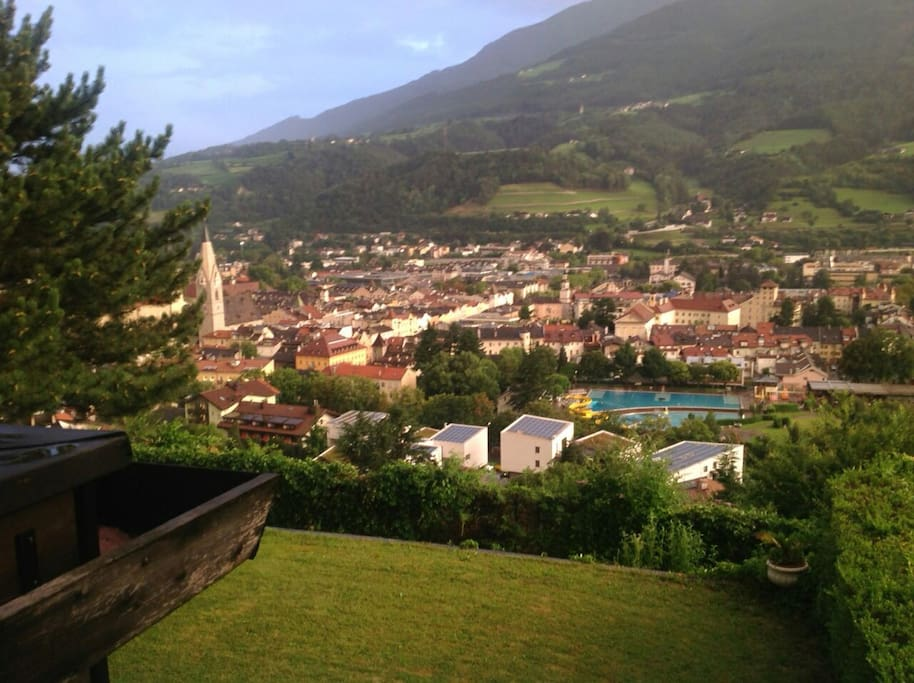 Brixen panoramic apartament appartamenti in affitto a for Affitto bressanone