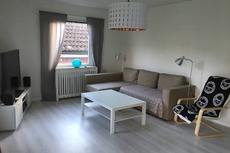 Ljus och fin villalägenhet - Göteborg