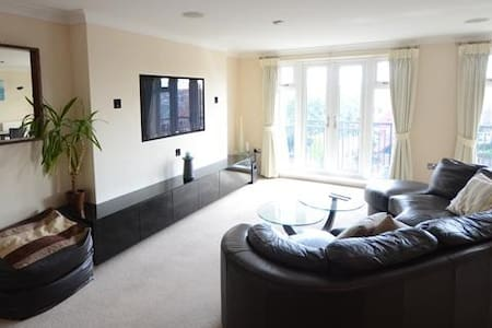The Savoy Suite - Penthouse 3 bedroom apartment - Reading - Apartment