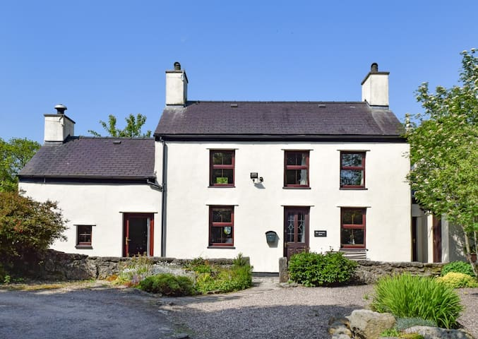 Hen Gamdda Fawr holiday cottage, Anglesey