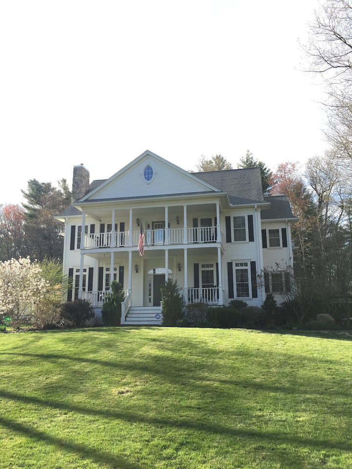 Large Family Home Near Five Colleges