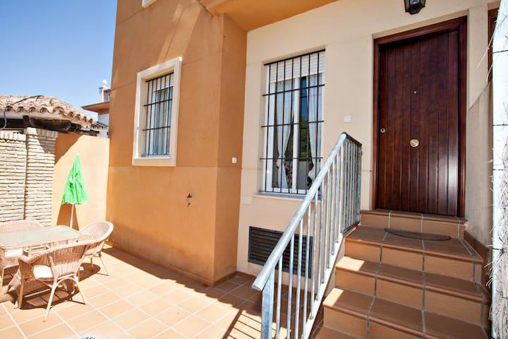 Apartamento Paseo Marítimo - Sanlúcar de Barrameda - Leilighet