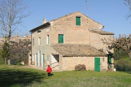 Elegantly Renov.Farmhouse in Marche - Corridonia - Rumah