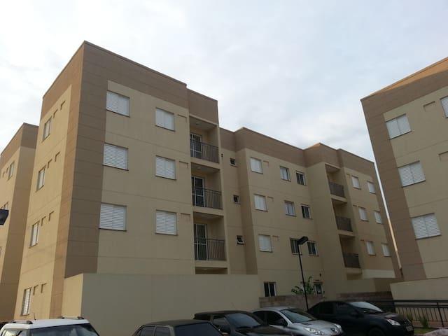 Apartamento Para a Copa 2014 - Cuiabá - Apartmen