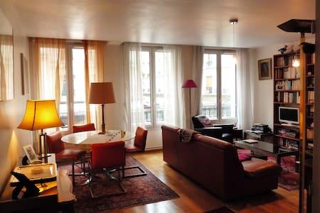 Charmant Appartement Rue Montorgueil 70m2 - Paris - Apartment
