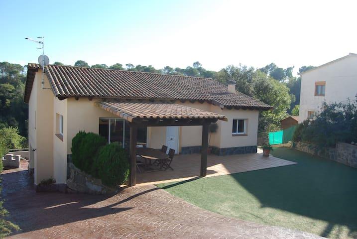 Casa situada en un entorno idílico - Sant Pere de Vilamajor - House